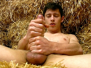 Luis Blava Exclusive - Cute Boy in Solo Action