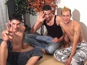 Ben & Matt & Dragon video #1