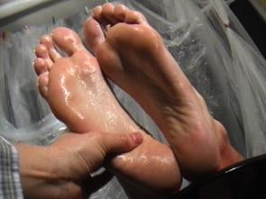 Fetish - Foot, Flex, Armpit