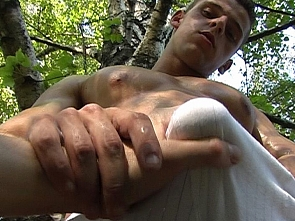 Eastboys Remastered Collection 03 - Handjob and Muscle Worship