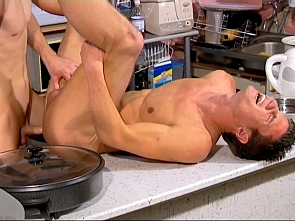 Luis Blava - Cute Twinks in Bareback Action