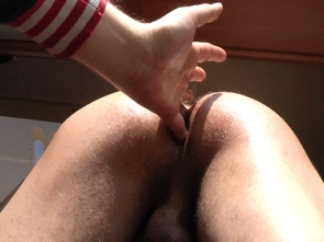 Handjob - Oil massage - Cumshot