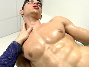 Jared Shaw - Muscle Worship and Massage
