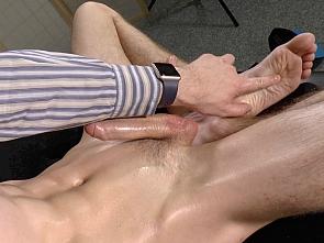 Part One - Casting Handjob