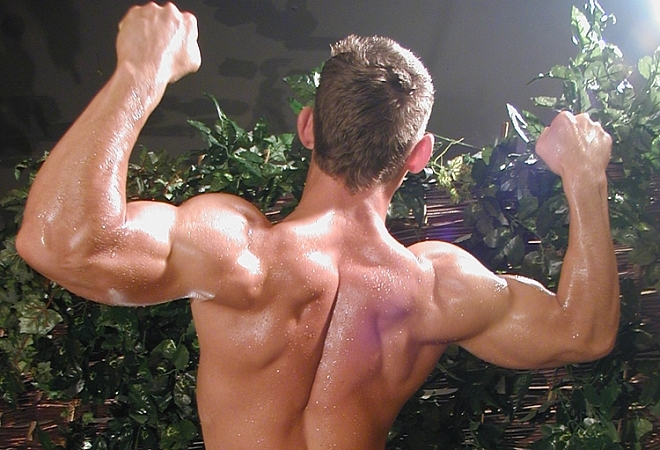 PL Studio - Hot Muscle Guy