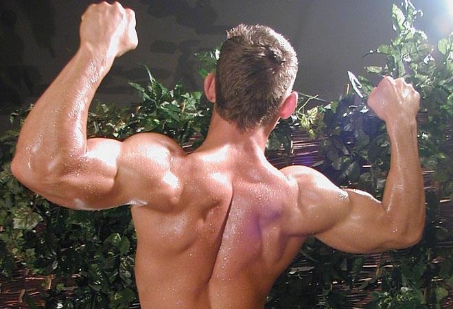 PL Studio - Hot Muscle Guy