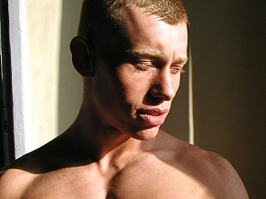 PL Studio - Blond Muscular Guy