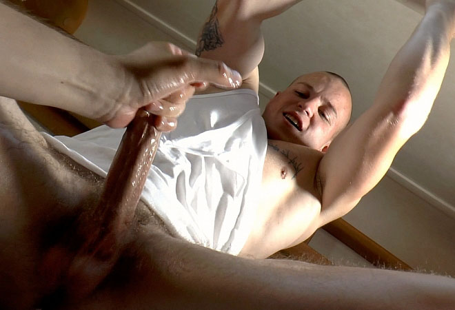 Caravan Boys 2015 - Handjob Adventure - Cumshot