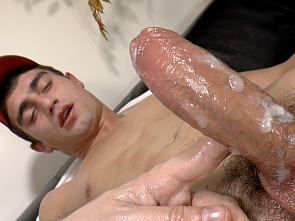 His first Handjob