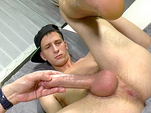 Part Two - Handjob and Cumshot
