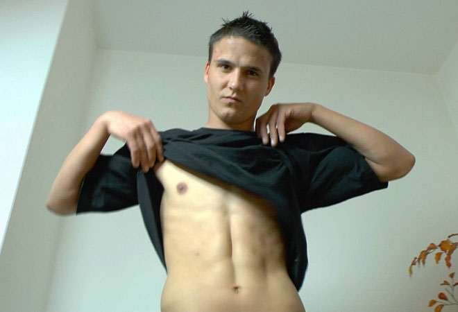 Exclusive Casting - Hot Athletic Guy
