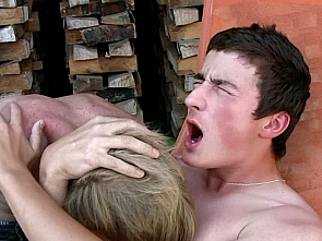 Luis Blava - Young Boy Gets a Handjob from his Buddy